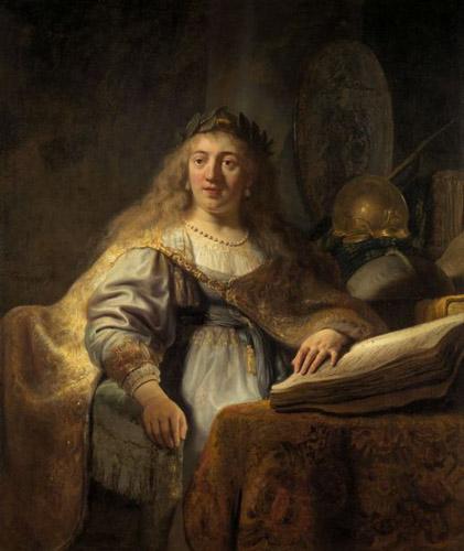 Minerva Fact rambrand - رامبراند ، هنرمند نقاش