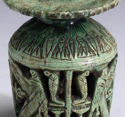 anicient pottery 2 400x375 - تاریخچه سفالگری در ایران