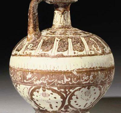 anicient pottery 4 400x375 - تاریخچه سفالگری در ایران