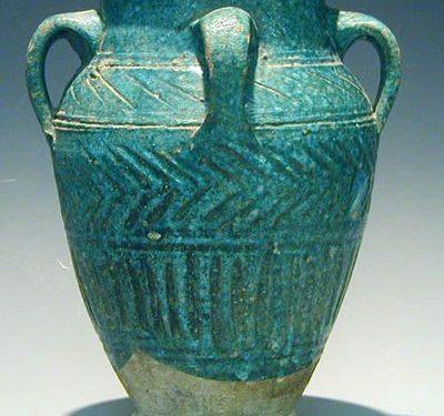 anicient pottery 6 400x375 - تاریخچه سفالگری در ایران