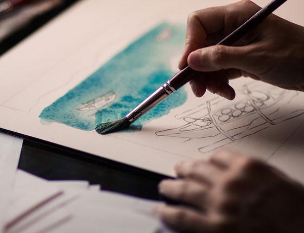 art 1 - مزایای نقاشی