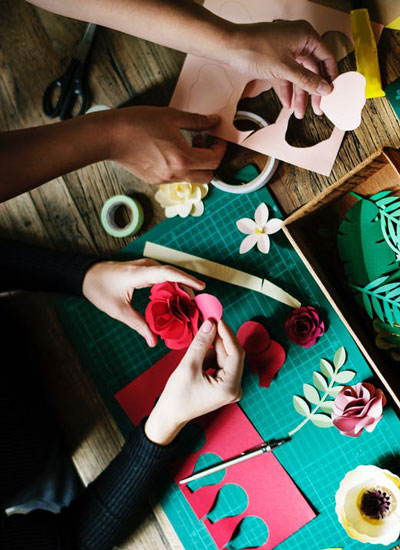 art class - مزایای هنر و زندگی هنری
