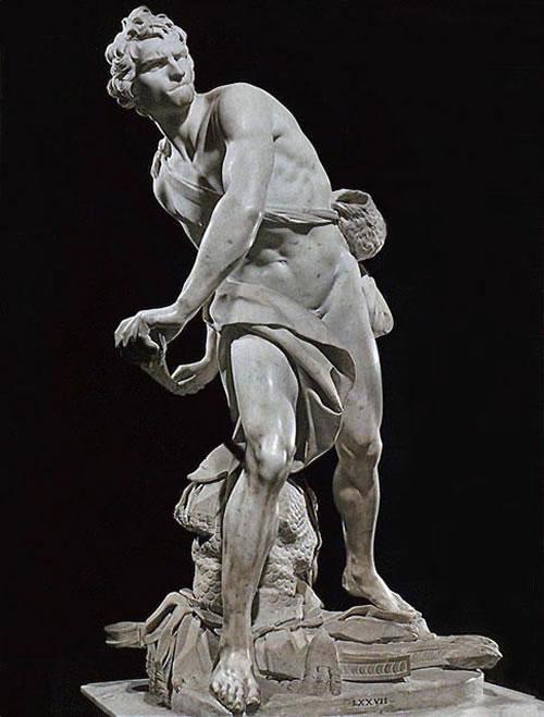bernini david - رامبراند ، هنرمند نقاش