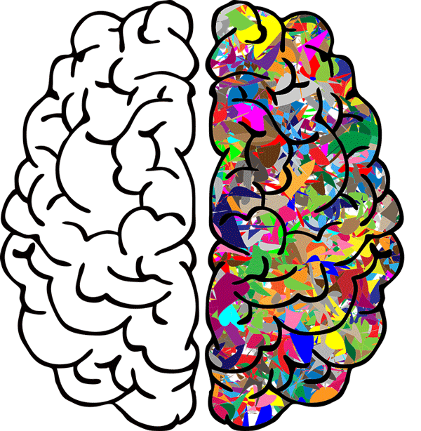 brain - مزایای نقاشی