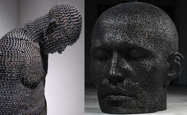 modern sculptures - مجسمه سازی از دیروز تا امروز