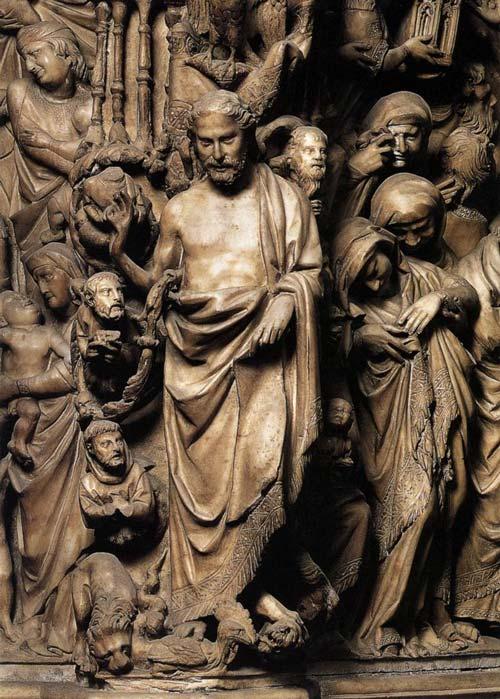 nicola pisano - مجسمه سازی از دیروز تا امروز