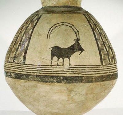 pottery history 3 400x375 - تاریخچه سفالگری در ایران
