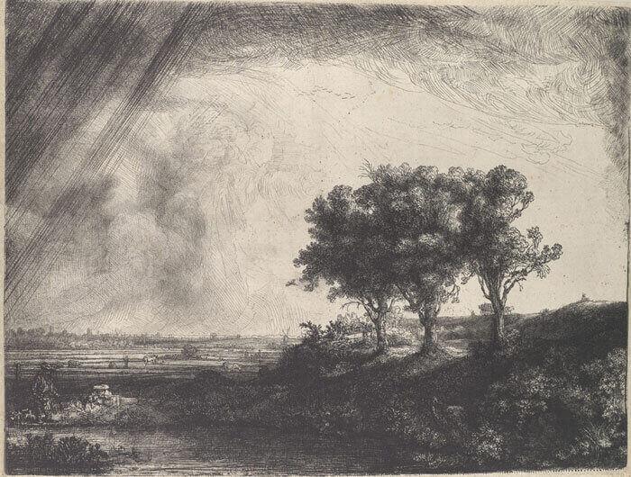 rembrandt painting - رامبراند ، هنرمند نقاش