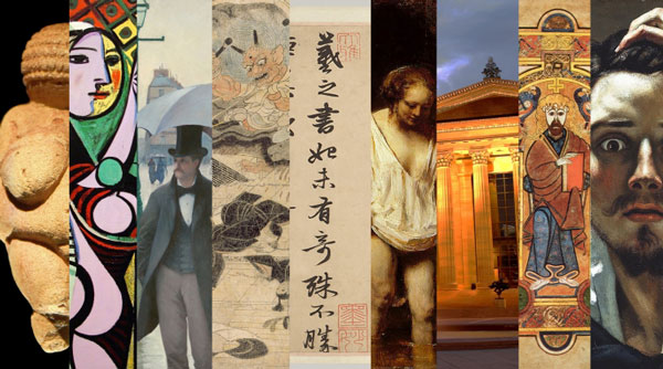 visual art culture and history 1 - هنرهای تجسمی چیست؟