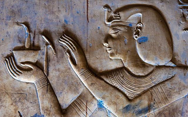 egypt relief art - تاریخچه نقش برجسته در جهان