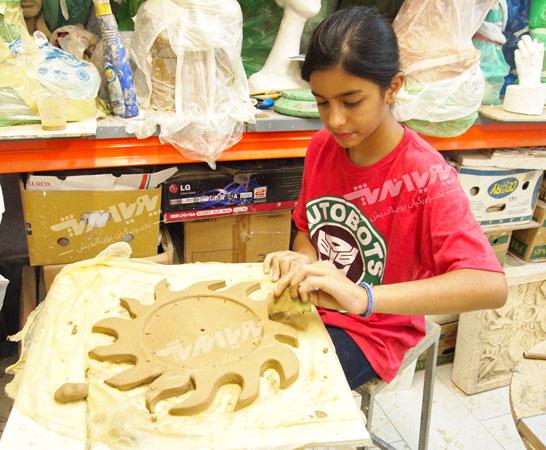 pottery kids - اهمیت سفالگری برای کودکان