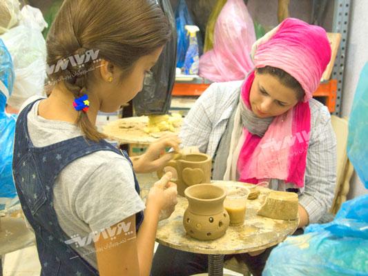 sofalgari koodakan - اهمیت سفالگری برای کودکان