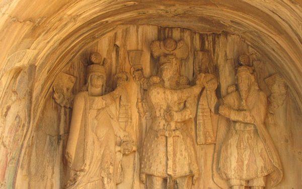 tarikhche naghshbarjaste 2 600x375 - تاریخچه نقش برجسته در ایران