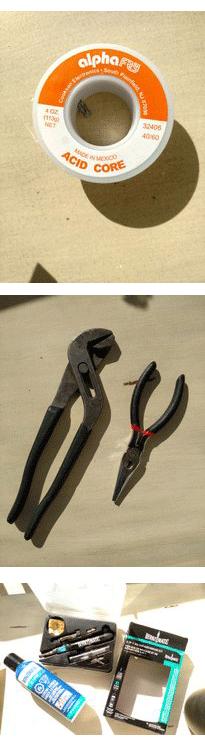 Metal hardware pieces - آموزش ساخت مجسمه فلزی دکوری موتور
