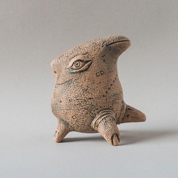 modern ceramic - مجسمه های سرامیکی