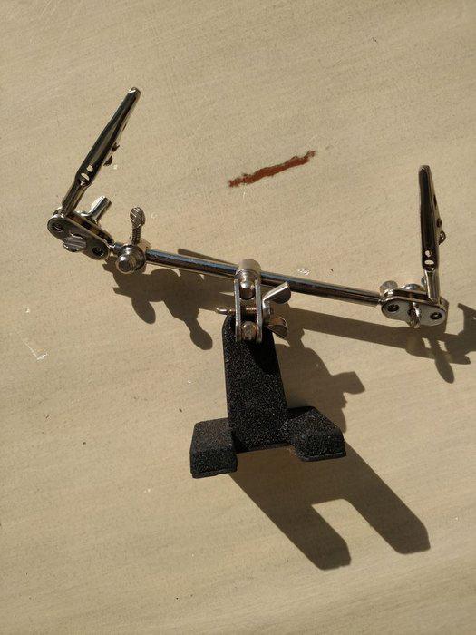 sculptor 2 - آموزش ساخت مجسمه فلزی دکوری موتور