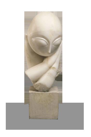 sculpture 4 - مجسمه انتزاعی