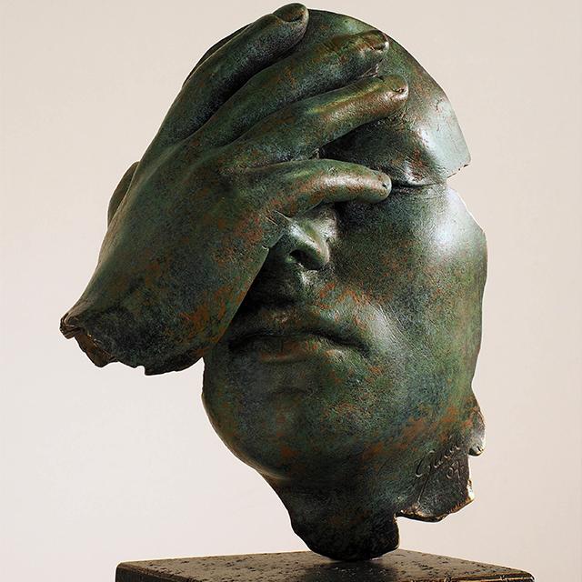 shape in sculpture - عناصر بصری در هنرهای تجسمی