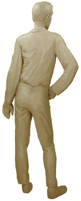 sculpt clothes 2 - ساخت چین و چروک لباس در مجسمه سازی