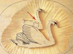 swan carving 5 - آموزش حکاکی روی چوب ، حکاکی قو