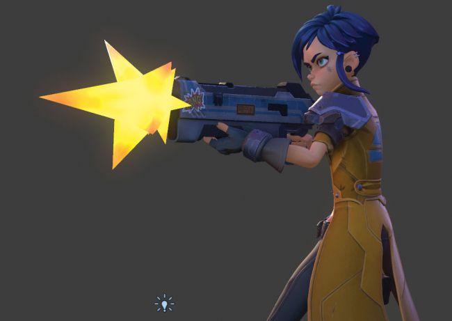step22 video game character zbrush - چگونه یک شخصیت بازی ویدئویی را در ZBrush خلق کنیم.