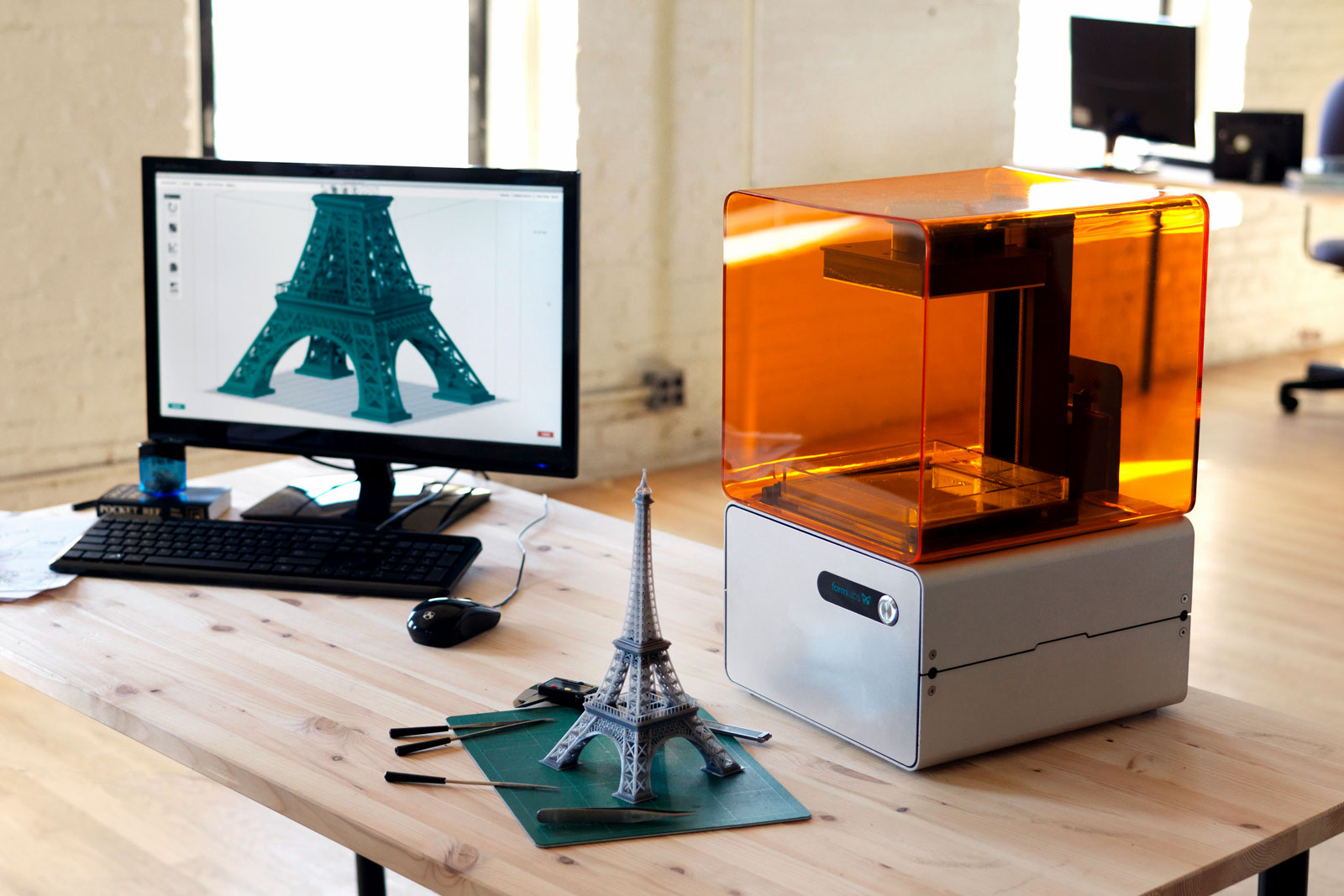 mojasame technology1 - تاثیر تکنولوژی بر مواد و ابزار مجسمه سازی