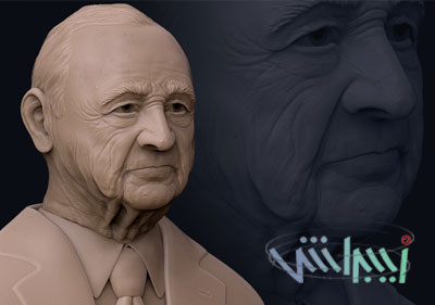 zbrush class mojasame - مجسمه سازی ، آموزش مجسمه سازی ، آموزشگاه مجسمه سازی
