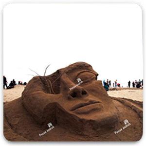 مسابقات مجسمه های شنی