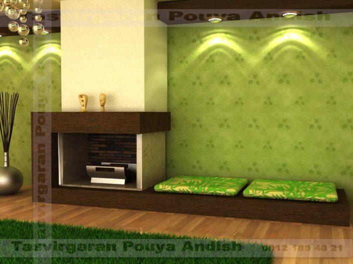 3d max 4 2 705x529 - طراحی داخلی | دکوراسیون داخلی