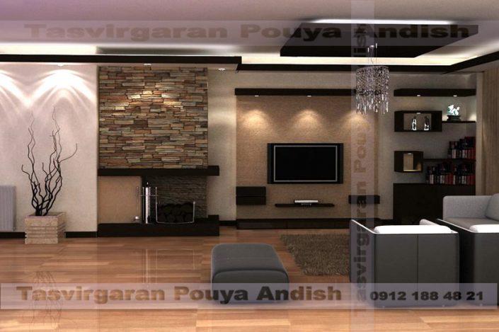 3d max 5 2 705x469 - طراحی داخلی | دکوراسیون داخلی