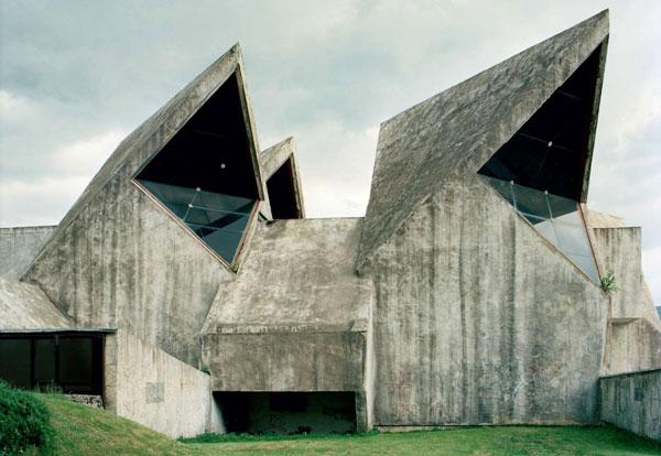 ARCHITCT sculpture - تاملی در رابطه معماری و مجسمه سازی