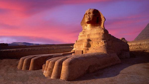 Great Sphinx - تاملی در رابطه معماری و مجسمه سازی