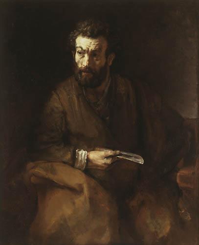 Karlins rambrand - رامبراند ، هنرمند نقاش