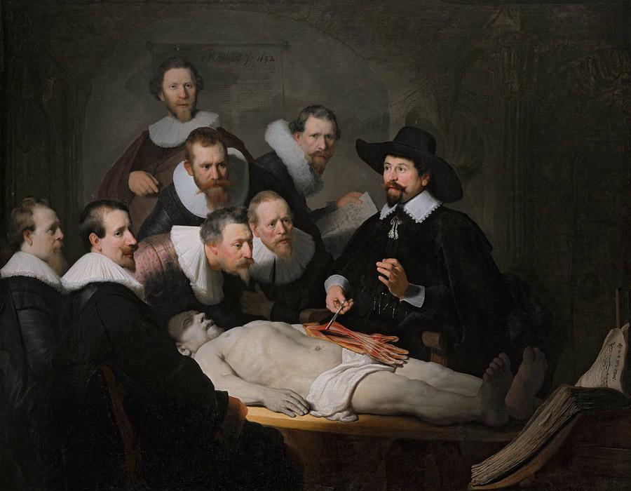 Rembrandt Harmensz. van 1 - رامبراند ، هنرمند نقاش