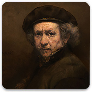 رامبراند هنرمند نقاش