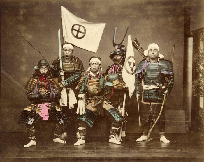 Samurai Japan 1 - هنر و تمدن شرق ( ژاپن )