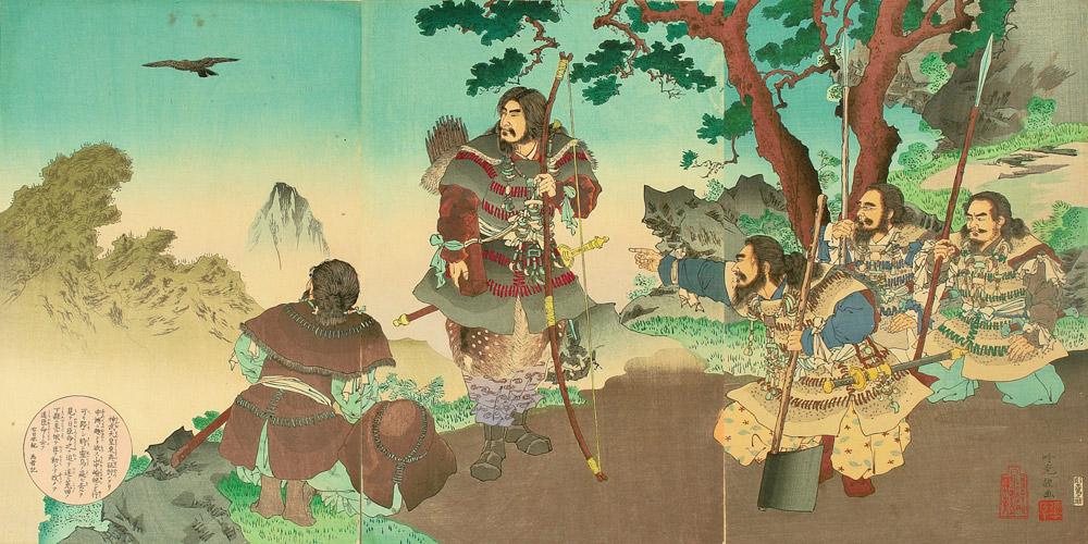 هنر و تمدن شرق