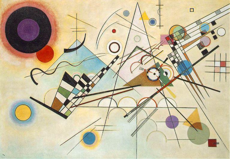 Vassily Kandinsky  - هنرهای تجسمی چیست؟