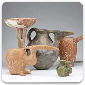 ancient pottery 1 - سفالگری بدون چرخ