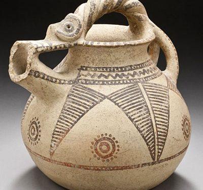 anicient pottery 3 400x375 - تاریخچه سفالگری در ایران