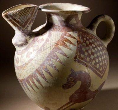 anicient pottery 5 400x375 - تاریخچه سفالگری در ایران