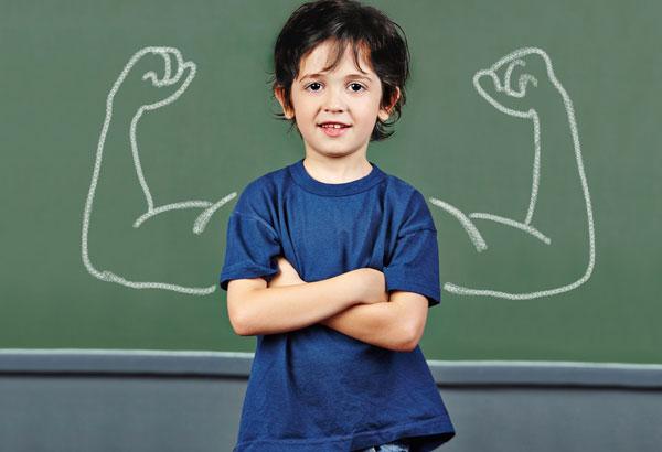 confidence - 10 مورد از بهترین مهارت هایی که کودکان می توانند از هنر بیاموزند
