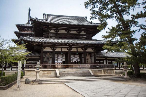 horyiuji tempe - هنر و تمدن شرق ( ژاپن )