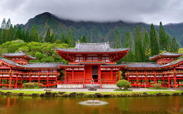 japan temples budist - هنر و تمدن شرق ( ژاپن )