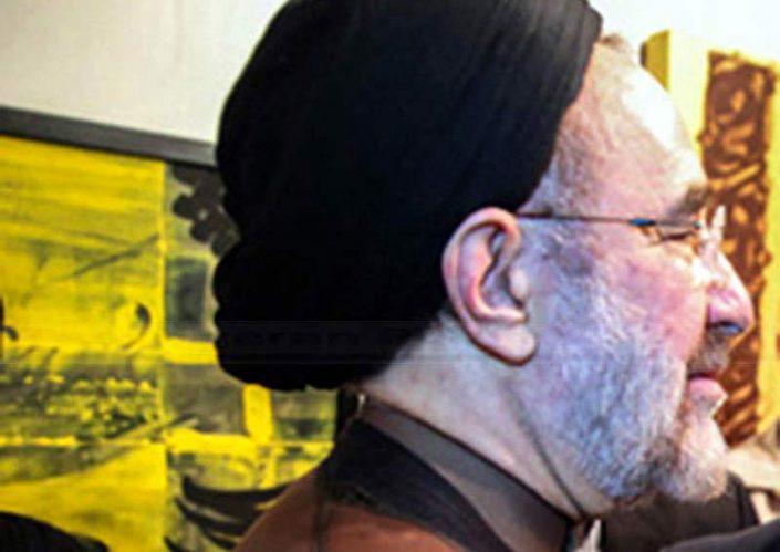 khatami pouya andish 22 1 705x499 - نمایشگاه نقاشیخط