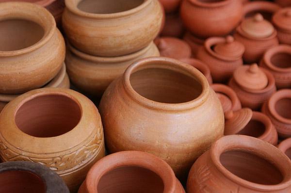 lalejin potter - سفالگری در لالجین