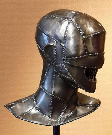 metal art - مجسمه سازی با فلز