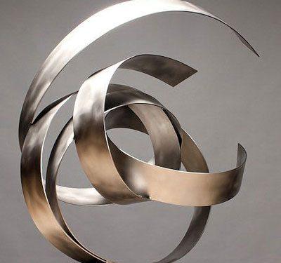 metal sculpture 5 400x375 - مجسمه سازی با فلز