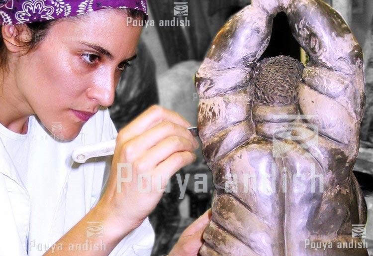 آموزش مجسمه سازی