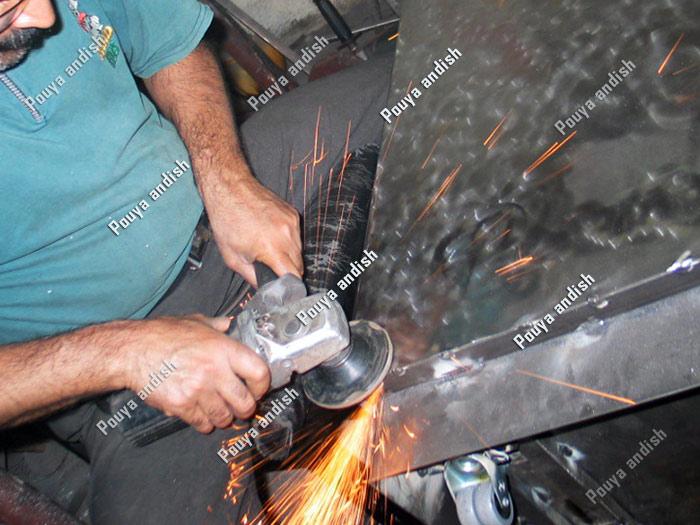 mojasamesazi felez 5 1 - مجسمه سازی با فلز